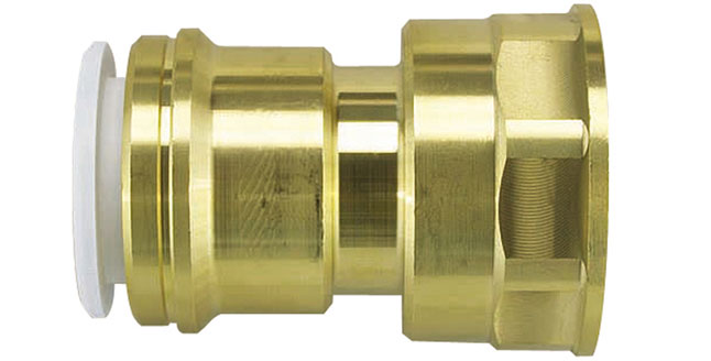 Brass-adapter